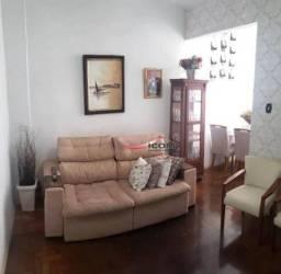 Apartamento com 2 dormitórios à venda, 68 m² por R$ 600.000,00 - Catete - Rio de Janeiro/R