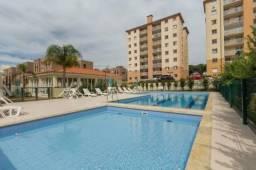 Apartamento à venda com 3 dormitórios em Capão raso, Curitiba cod:AP1230