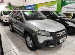 FIAT PALIO WEEKEND ADVENTURE FLEX - 2009