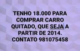 Carro 2014 pra frente - 2014