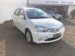 Toyota Etios Sedan XLS 1.5 (Flex) 2012/2013