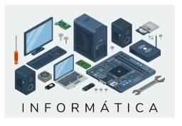 Formatação de PC e Montagem de gabinetes gamers