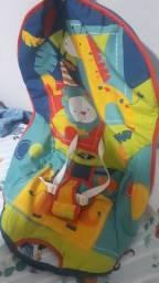 Capa de Cadeirinha Balanço Para Bebê Fisher-price <br>