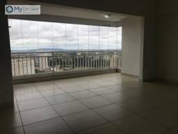 Apartamento com 3 dormitórios à venda, 92 m² por R$ 455.000,00 - Parque Amazônia - Goiânia