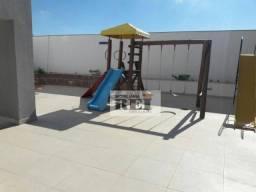 Apartamento com 3 dormitórios à venda, 125 m² por R$ 870.000,00 - Residencial Interlagos -