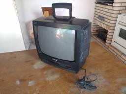 Televisor Phillips de 14 usada