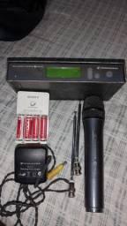 Microfone Senheiser sem fio  ew300 g2