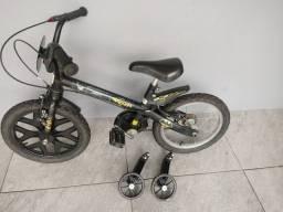 Bike infantil aro 14 Batman