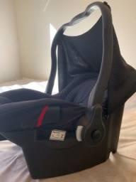 Bebê conforto com 3 meses de uso cor preta