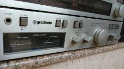 Amplificador Gradiente Model 126