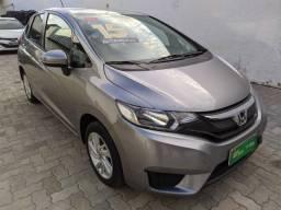 Honda Fit Lx Com BAIXA Km - 14-15 - Cambio Automático