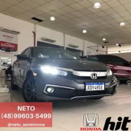 Honda Civic EXL 2.0 2020/2021 Zero Km