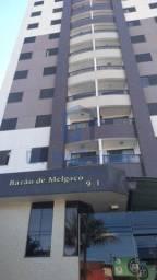 Apartamento 3 quartos modificado para 2, Residencial Barão de Melgaço!