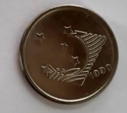 Moedas Antigas - flor de cunho e soberba
