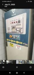 Caldeira geradora de vapor 2ton/h H-BREMER