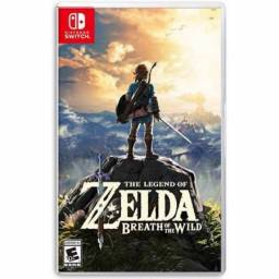 The Legend Of Zelda Breath Of The Wild ? Nintendo Switch