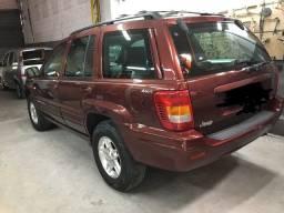 Vendo Jeep grande cherokee limited 4.7 v8