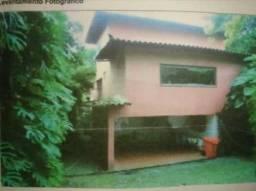 Gavea Rua Alexandre Stockler Casa 4/3 qtos A`Vista 1200m2 (Desocupação Gratutia