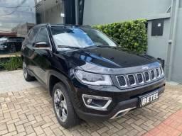 Jeep Compass Limited diesel 2018 com apenas 39.000km imperdivel novinha !!!