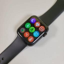 Melhor Smartwatch do Mercado (Iwo w46-cor preta)