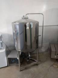 Fermentador Autorefrigerado 300 litros Inox