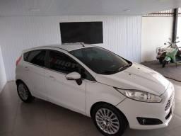 Ford Fiesta Hatch Titanium 1.6 16 V Flex 2013/2014 A/T