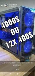 Computador Gamer Profissional Ultra ! I7 + Rx 580 08Gbs !! Aceito Cartão
