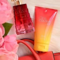 Kit Perfume Life Colour By KT Avon