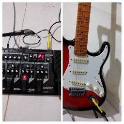 Kit guitarra profissional