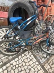 2 Bicicleta barato um único preço