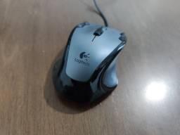 Mouse Gamer Logitech G300 com Fio