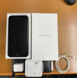 Iphone 8 preto - 64GB