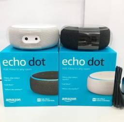Smart Speaker Amazon Alexa Echo Dot 3 100% Original