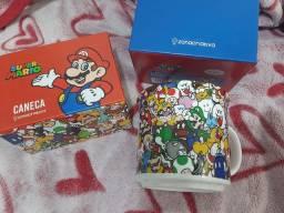 Título do anúncio: Caneca Super Mario