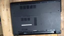 Carcaça do notebook acer aspire e1-531-2626 (sem a tela)