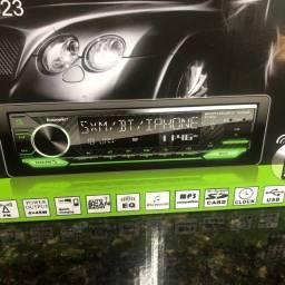 Título do anúncio: Rádio automotivo Bluetooth novo leia descrição