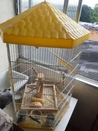 Gaiolão para pássaros