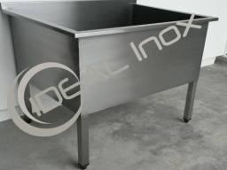 Tanque Aço Inox - Diversos modelos e medidas Ideal Inox