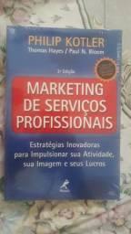 Livro: Marketing de Serviços Profissionais (Novo)