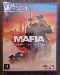 Título do anúncio: JOGO PS4 - Mafia Definitive Edition - NOVO/LACRADO