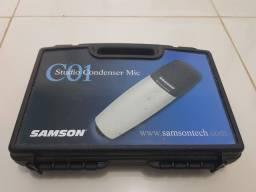 Microfone Samson