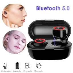 Y50 Bluetooth 5.0 Fones de Ouvido