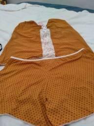 Título do anúncio: Pijamas de calor
