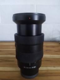 Lente Sony 24/70mm 2.8 G. Mater