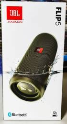 Caixa De Som Jbl Flip 5 Bluetooth À Prova D'água em 12x sem juros