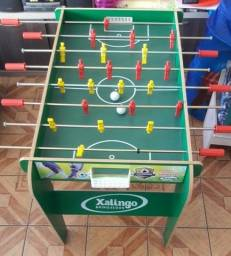 Brinquedo futebol de mesa fla-flu pebolim