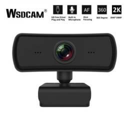 Título do anúncio: Webcam WSDcam Resolução 2K com Microfone