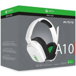 Fone Headset Astro A10 Xbox One /Playstation 4 .