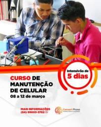 Curso Manutenção em Celualar , Tablet e iPhone