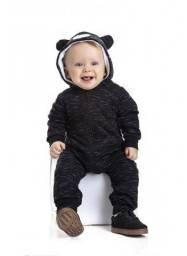 Macacão Bebê Menino Sweet Bear
